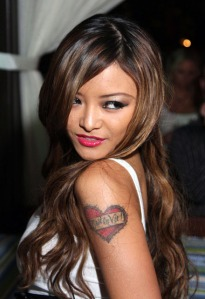 star tattoo tila tequila love design